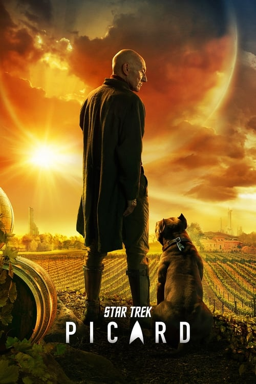 Star Trek: Picard Season 1 Episode 5 : Stardust City Rag