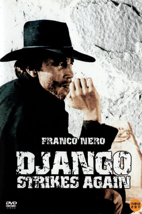 Largescale poster for Django Strikes Again