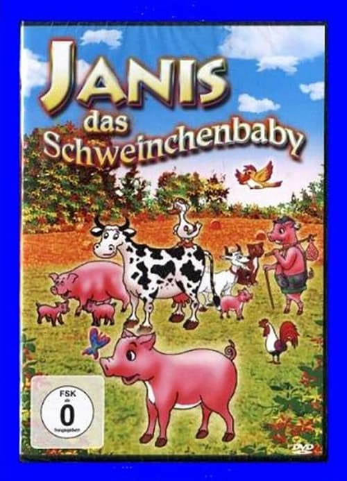 Janis, the little piglet (1996)