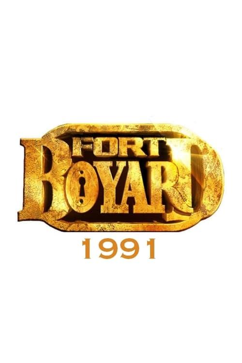 Fort Boyard: Season 1991