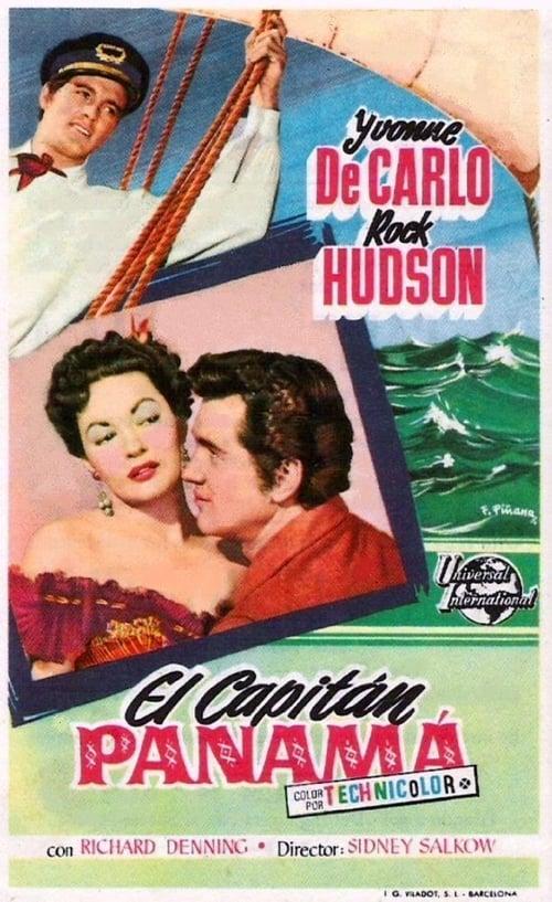 Película El capitán Panamá En Buena Calidad Hd 1080p