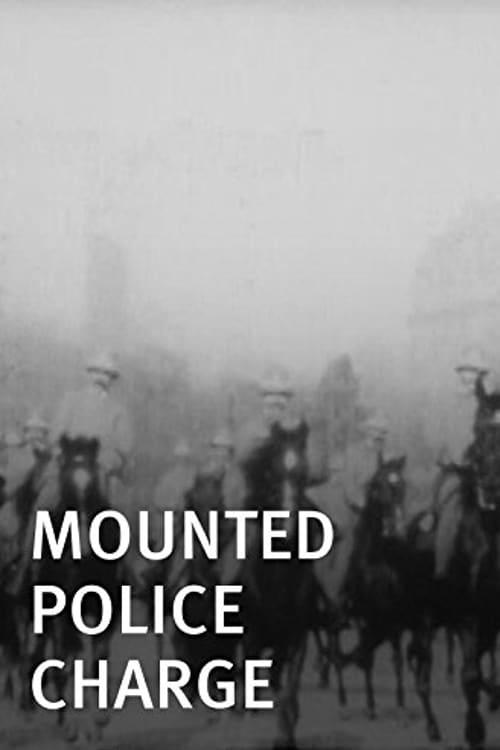 Mounted Police Charge
