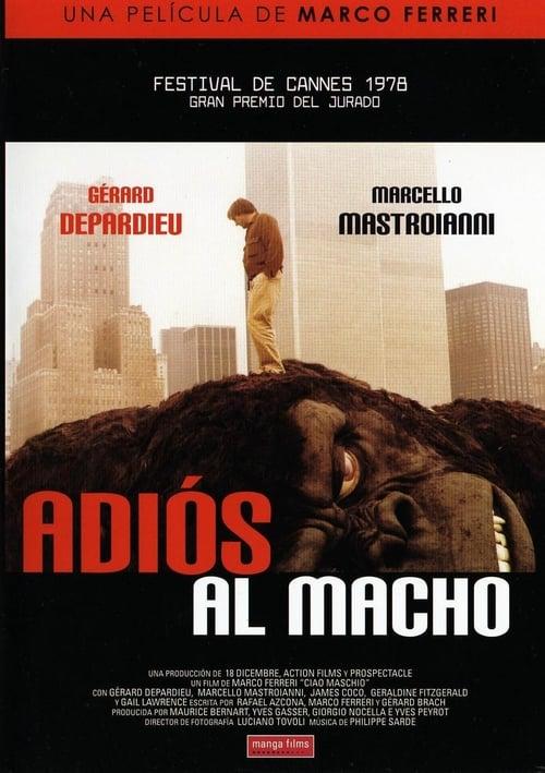 Mira La Película Adiós al macho Gratis En Español
