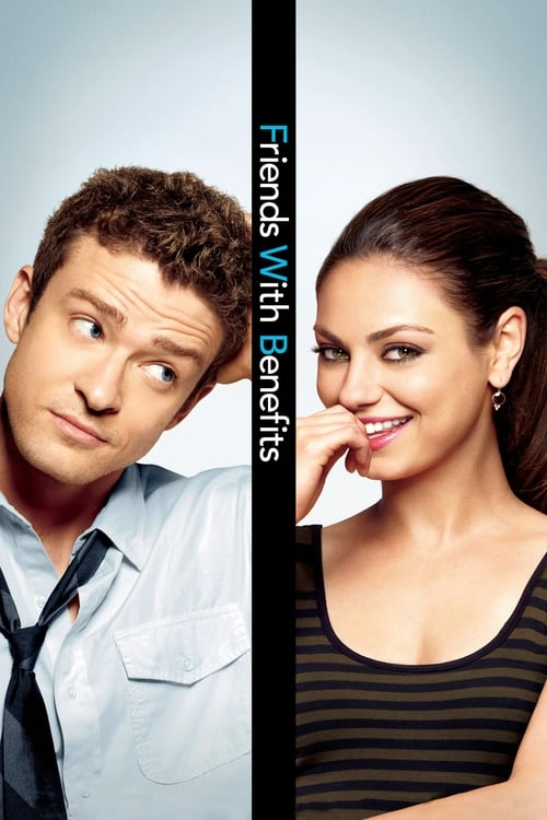 Friends with Benefits - Poster
