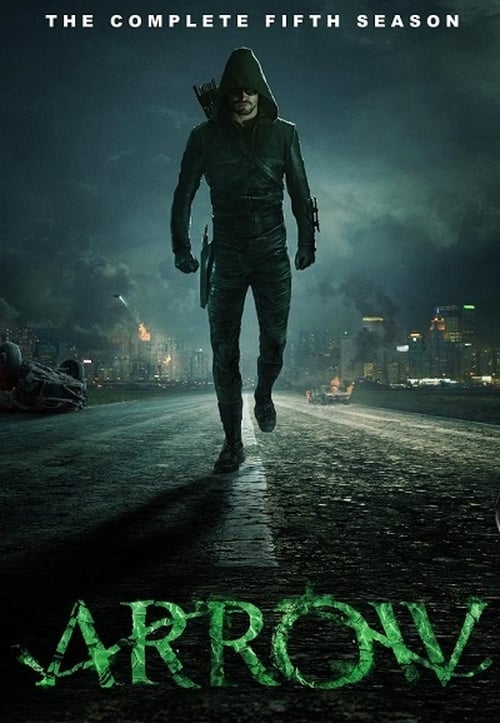 arrow staffel 5 deutsch