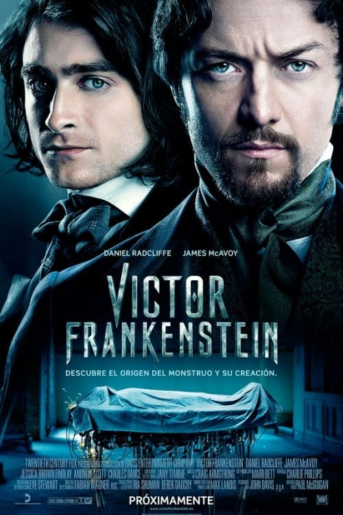 Victor Frankenstein Peliculas gratis