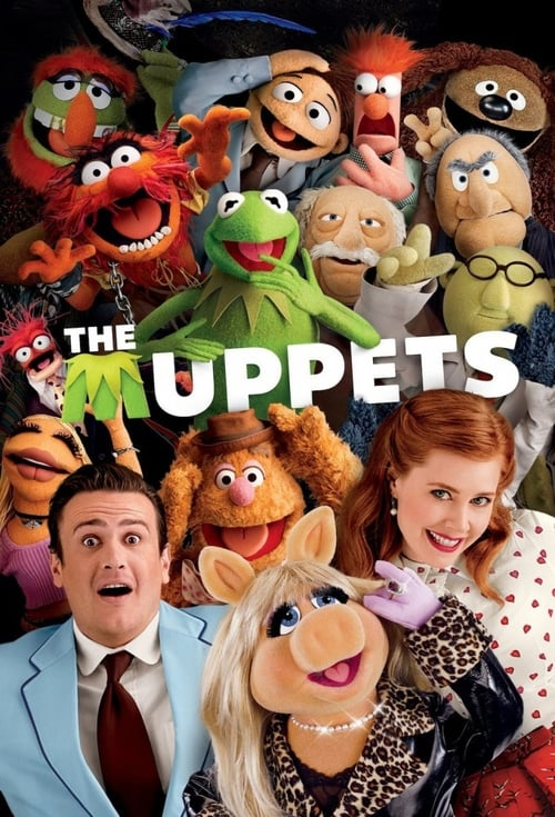 Nonton anime The Muppets (2011)