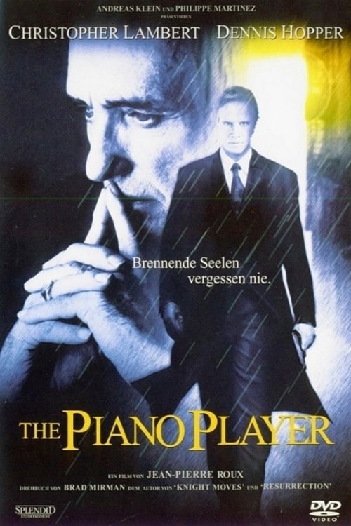 The Piano Player - Poster