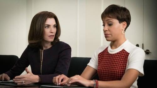 The Good Wife - Season 7 - Episode 8: Restraint