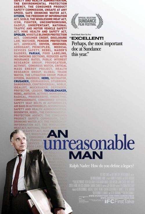 An Unreasonable Man (2007)