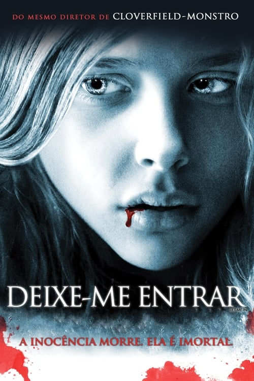 Deixe-me Entrar 2010 - BluRay 720p / Dual Áudio 5.1 – Download