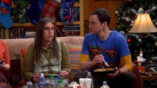 The Big Bang Theory - Season 8 - Episode 11: The Clean Room Infiltration