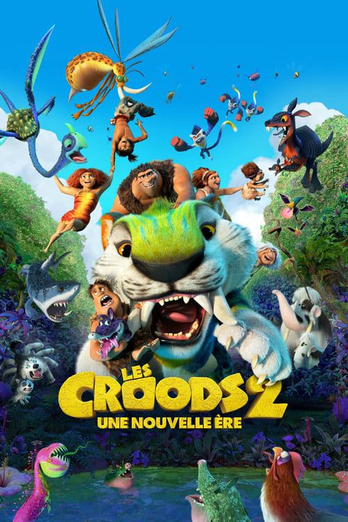Les Croods 2 : Une nouvelle ère (2020)
