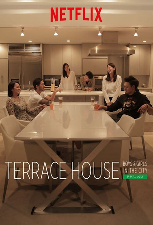 Watch Terrace House: Boys and Girls in the City online