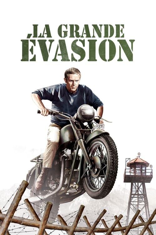 ➤ La Grande Évasion (1963) streaming vf