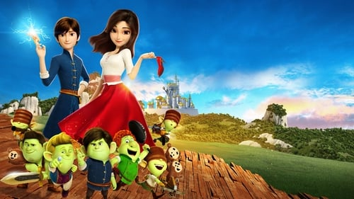 Subtitles Red Shoes And The Seven Dwarfs (2019) in English Free Download | 720p BrRip x264