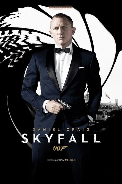 Visualiser Skyfall (2012) streaming fr