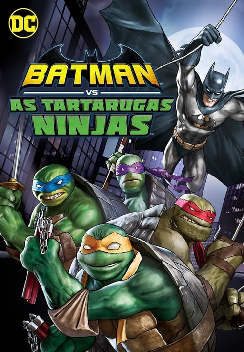 Assistir Batman vs. As Tartarugas Ninjas