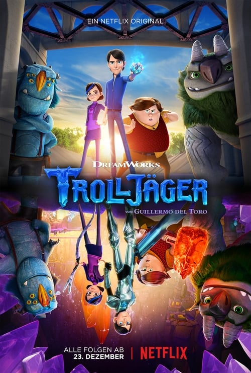Trolljäger - Familie / 2016 / 3 Staffeln