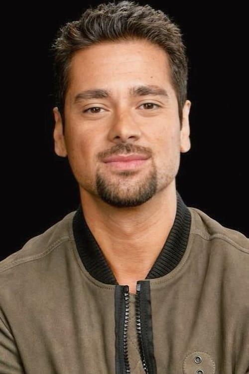 Kép: J.R. Ramirez színész profilképe