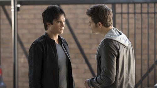 The Vampire Diaries - Season 8 - Episode 8: We Have History Together