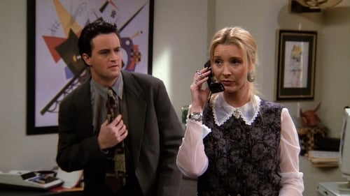 friends - Season 1 - Episode 22: The One with the Ick Factor