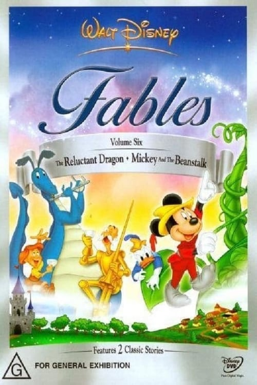 Walt Disney's Fables Volume 6 : The reluctant dragon / Mickey and the beanstalk (2004)