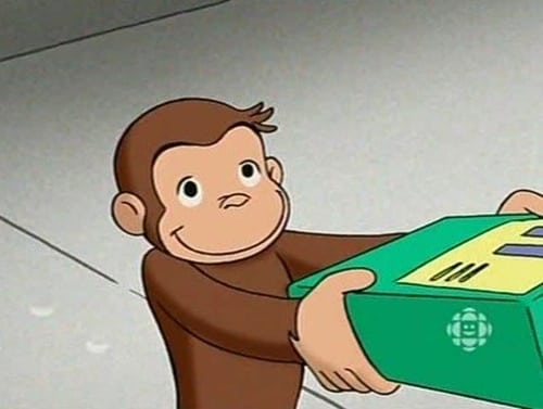 Curious George: Season 1 – Episod Out of Order