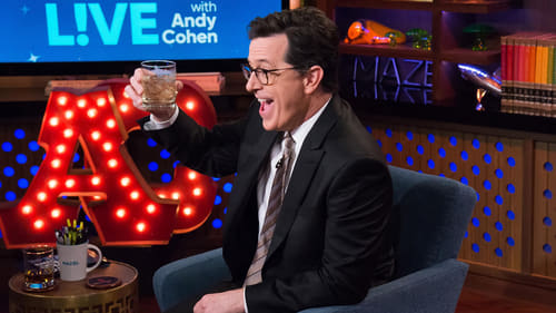 Watch What Happens Live 2017 1080p Retail: Season 14 – Episode Stephen Colbert