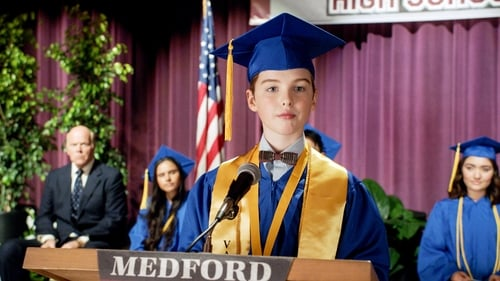 El joven Sheldon - 4x01