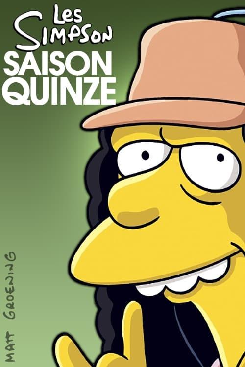 Les Simpson: Saison 15