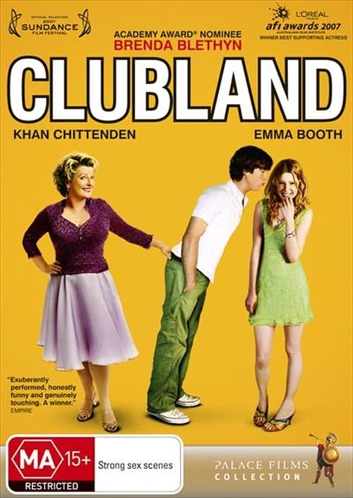 The poster of Clubland