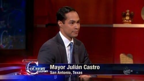 The Colbert Report 2010 Blueray: Season 6 – Episode Mayor Julian Castro