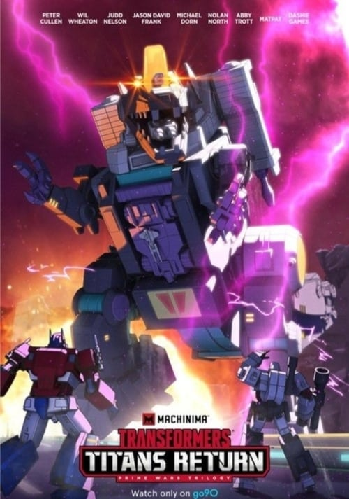Transformers: Titans Return (2017)