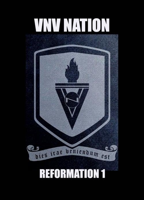 VNV Nation - Reformation 01 poster