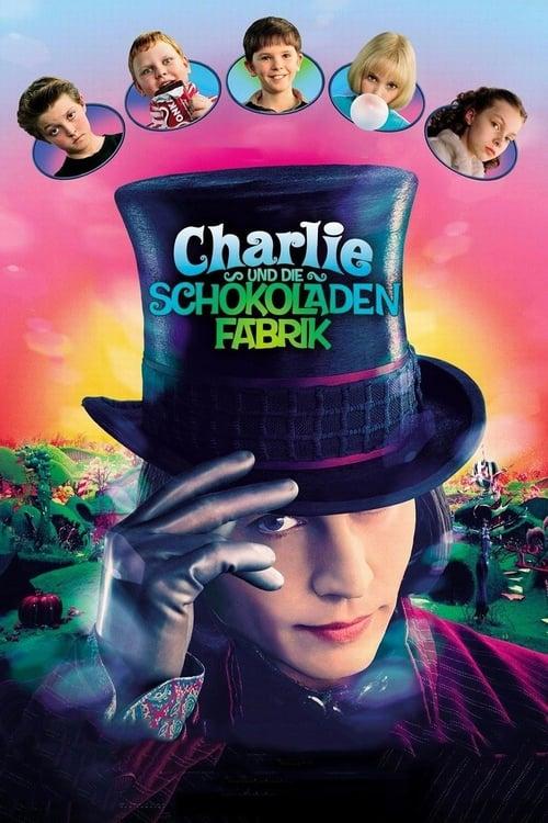 Charlie und die Schokoladenfabrik - Abenteuer / 2005 / ab 0 Jahre