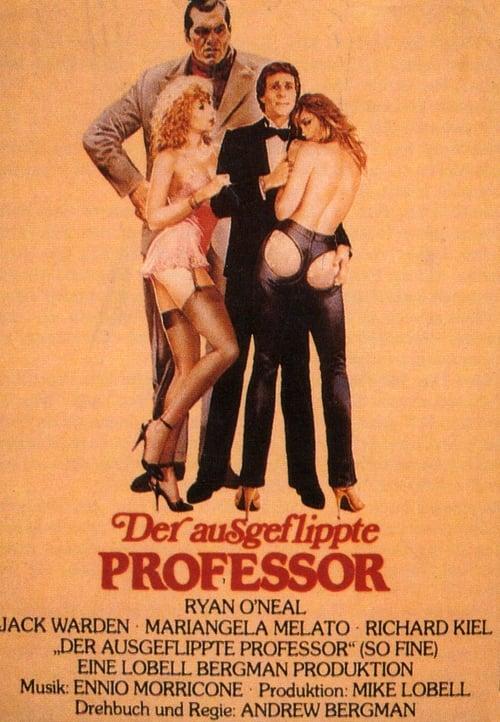 Der ausgeflippte Professor