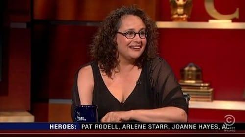 The Colbert Report: Season 7 – Episod Brooke Gladstone