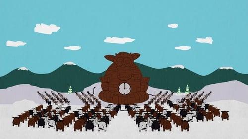 South Park - Season 2 - Episode 13: Cow Days