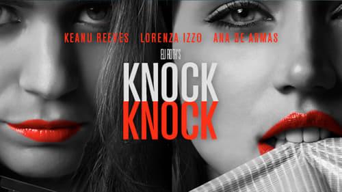 Knock Knock (2015) Subtitle Indonesia