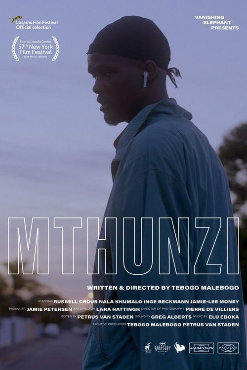 Mthunzi poster