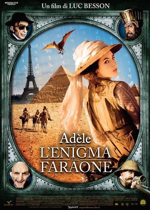 Adèle e l'enigma del faraone (2010)