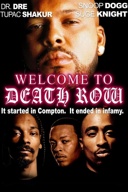 Welcome to Death Row (2001) Poster