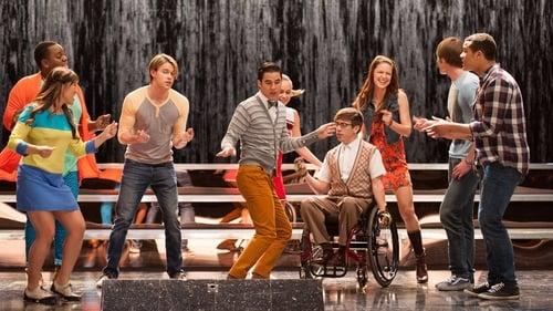 Glee 2012 720p Retail: Season 4 – Episode Lights Out
