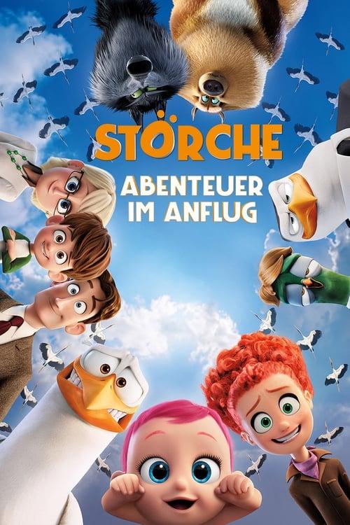 Störche - Abenteuer im Anflug - Abenteuer / 2016 / ab 0 Jahre