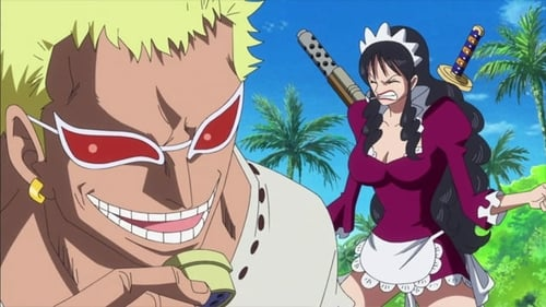 One Piece: Dress Rosa Arc – Episod The Last Light of Hope! The Secret of Our Commander!