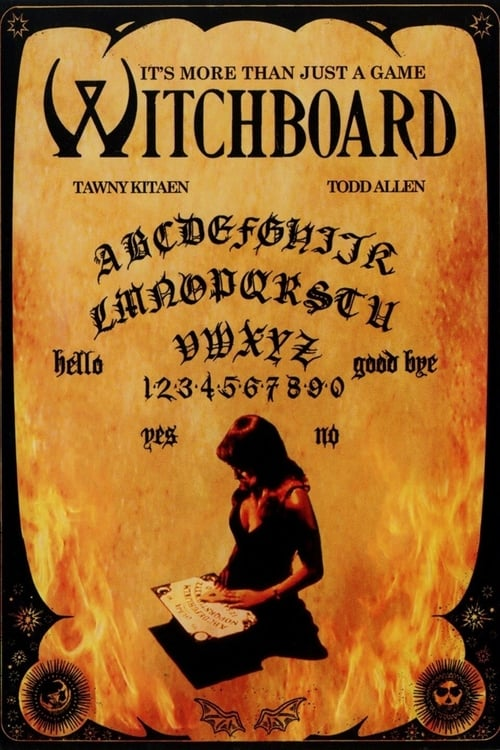 Largescale poster for Witchboard