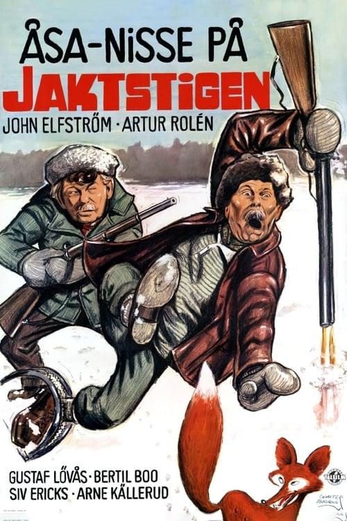 Åsa-Nisse på jaktstigen