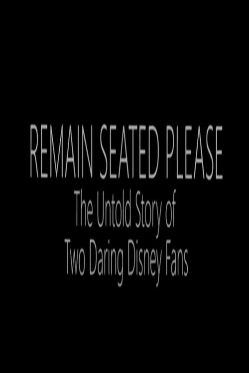Remain Seated Please - The Hoot and Chief Story (2019)