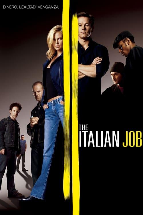 Mira La Película The Italian Job Con Subtítulos En Línea